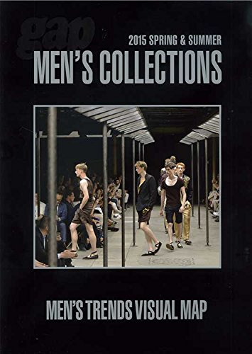Collections Men Trend Visual Map S/S 2015