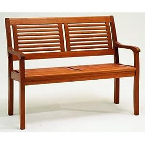 Affordable Gartenbank Eukalyptus Sitzer Holzbank With Holzbank Gartenbank