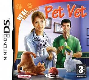 Real Adventures: Pet Vet (Nintendo DS)