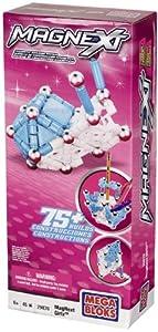 Mega Bloks Magnext System Girlz Tubo + 75