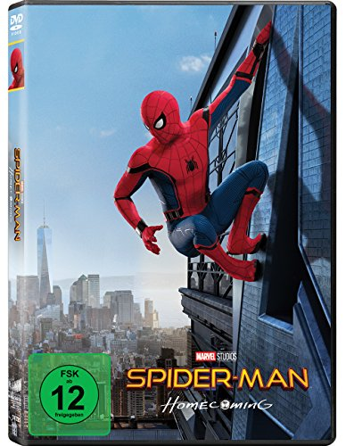 Spider-Man Homecoming auf DVD