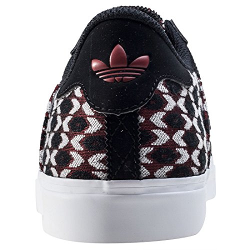 adidas Seeley Premiere, Sneakers basses homme Black White Red