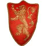 Game of Thrones 8506 - Cojín de peluche Juego De Tronos (8506) - Cojín Juego de Tronos Emblema Lannister