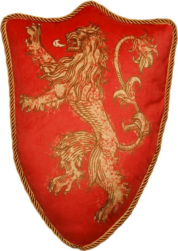 Game of Thrones Throw Pillow Sigil House Lannister 56 cm Factory Entertainment