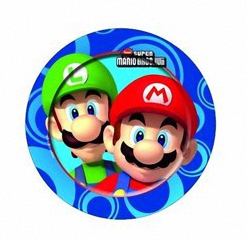 Preisvergleich Produktbild Super Mario Bros Party Teller (8Stück)