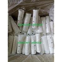 Vendas de gasa con borde de algodón puro Mt 5x10 cm Paquete de 6 piezas