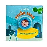 Best Toddler Boy Books - Munchkin Soapy Stories Finger Puppet Bath Book, Ocean Review