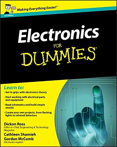 Electronics for Dummies - UK Edi...