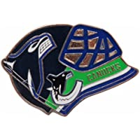 Vancouver Canucks Goalie Mask Pin