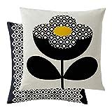 Buttercup Stem Cushion, Buttercup 45x45cm