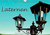 Laternen (Wandkalender 2014 DIN A4 quer): futuristische und nostalgische Außenbeleuchtung (Monatskalender, 14 Seiten)
