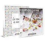 smartbox - coffret cadeau - cours de cuisine - idée cadeau - 1 cours ou 1 atelier de cuisine pour 1