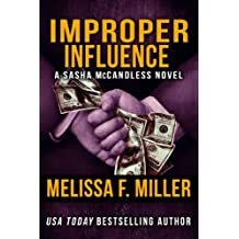 Improper Influence (Sasha McCandless Legal Thriller Book 5) (English Edition)