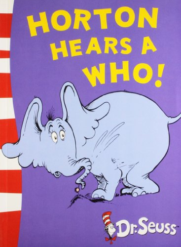 Book cover for Horton Hears A Who!