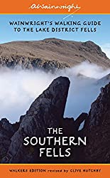 Wainwright's Illustrated Walking Guide to the Lake District Book  4: Southern Fells (Wainwright Walkers Edition)