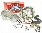 70ccm AIRSAL Tuning Zylinder Kit & Zylinderkopf für Speedfight 1 2 LC