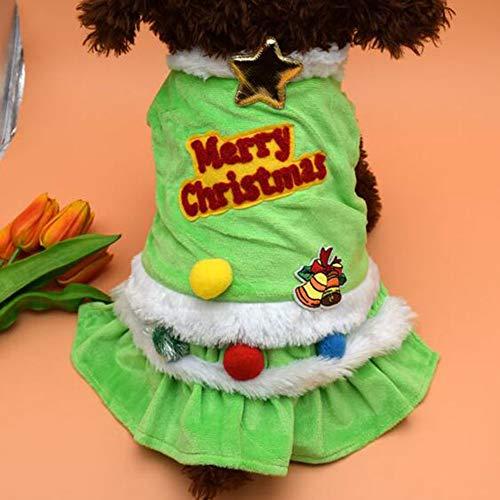 (Bcrbcr33 Halloween-Kostüm-Haustierkleidungs-Piratenkleidung Kleiden Oben Kostümkleid-Parteikostüme Ostern-Hundekatzenkleid-Schönheitskleidung,S)