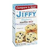 Jiffy Blueberry Muffin Mix 7 oz by Jiffy