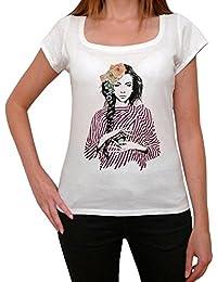 Bird woman vintage T-shirt Femme,Blanc, t shirt femme,cadeau