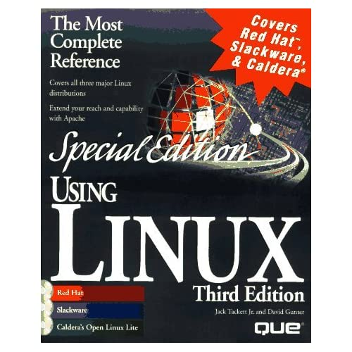 Using Linux: Special Edition (Special Edition Using) by Jack Tackett (1997-03-06)