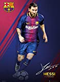 AWDIP Official Messi 1718 Maxi Poster