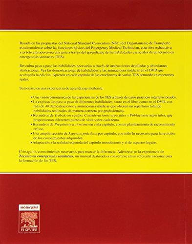 Técnico en emergencias sanitarias (DVD + evolve) 6