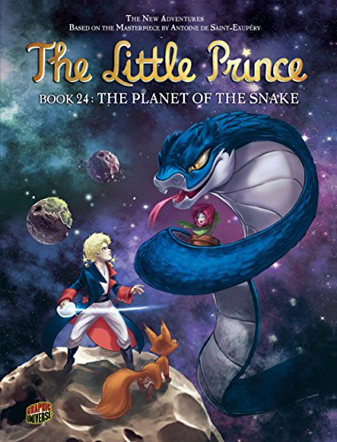The Planet of the Snake: Book 24 (The Little Prince) (English Edition) (Little Prince B612)