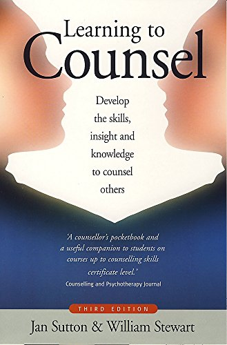 Learning To Counsel, 3rd Edition Cover Image