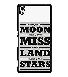 Fuson Designer Back Case Cover for Sony Xperia Z3+ :: Sony Xperia Z3 Plus :: Sony Xperia Z3+ dual :: Sony Xperia Z3 Plus E6533 E6553 :: Sony Xperia Z4 (India Indian World Quote Universe)