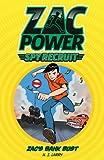 Zac Power Spy Recruit: Zacs Bank Bust (English Edition)