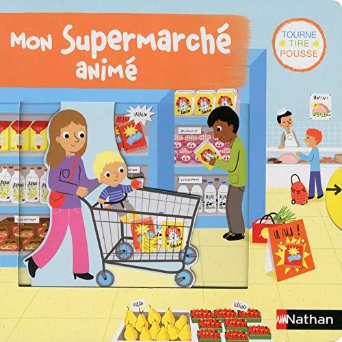 Mon supermarché animé