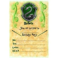 Amazoncouk Harry Potter Invitations Party Supplies Toys Games