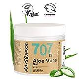 Naissance Gel di Aloe Vera 200g - Vegano e senza OGM, Lenisce, rinfresca e idrata la pelle. Adatto a tutti i tipi di pelle