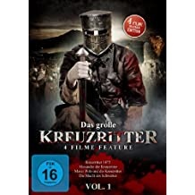 Das Grosse Kreuzritter 4 Filme Feature Vol.1