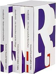 Frankreich: Band 1: Raum Und Geschichte Band 2: Die Menschen Und Die Dinge Band 3: Die Dinge Und Die Menschen
