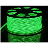 5 Meter Green Color Rope Light For Ceiling Waterproof Light (with 1 Adapter)