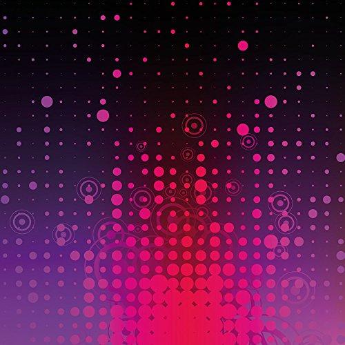 Apple iPhone 5s Case Skin Sticker aus Vinyl-Folie Aufkleber Punkte Muster Pink DesignSkins® glänzend
