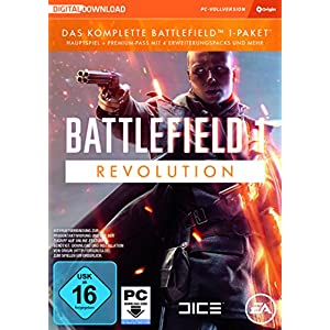 Battlefield 1 (Digital code in a box) (New)