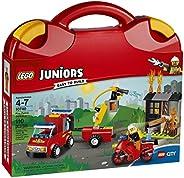 LEGO Juniors Fire Patrol Suitcase 10740, Multi-Colour, 6175530
