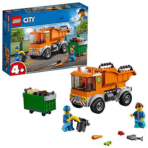 LEGO City 60220 Müllabfuhr