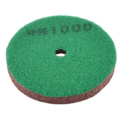 Preisvergleich Produktbild DealMux 4-Zoll-Dia 1000Grit Trockenbeton Diamantpolierauflage Platten