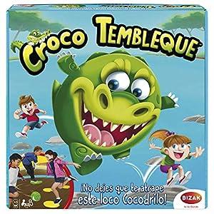 Juegos Bizak Croco Tembleque (BIZAK 61924605)