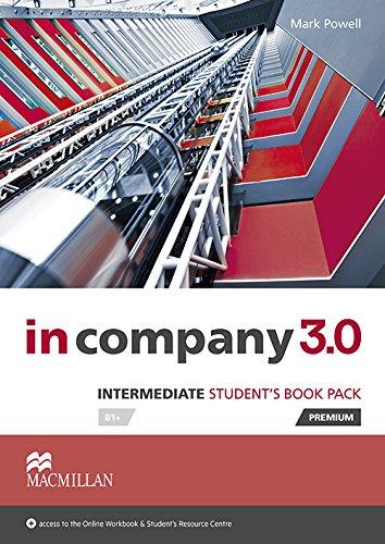 In company 3.0. Intermediate. Student's book. Con e-book. Con espansione online. Per le Scuole superiori