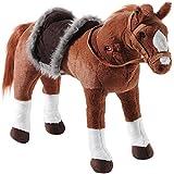 Heunec 720176 - Cavallo, in piedi, con suoni, 80cm