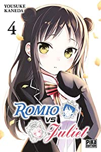 Romio Vs Juliet Edition simple Tome 4