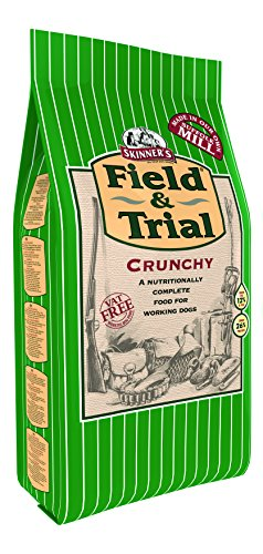 Skinners Field and Trial Dog Food Crunchy Dry Mix 15kg