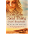 The One Real Thing (Hart's Boardwalk Book 1)