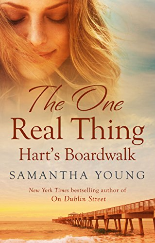 The One Real Thing (Hart's Boardwalk Book 1) (English Edition) by [Young, Samantha]