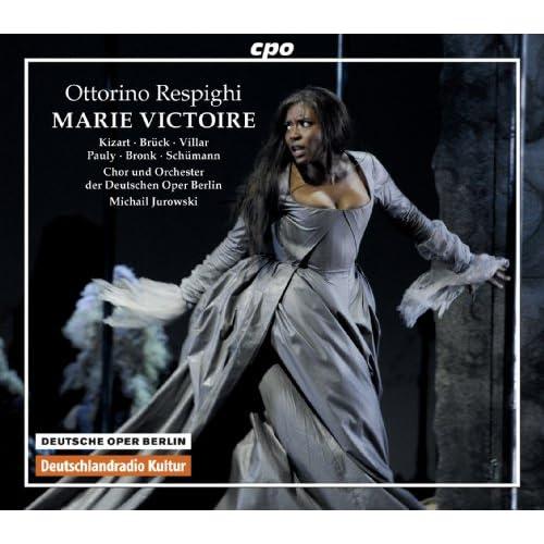 Marie Victoire, P. 100: Act I Scene 3: Vive les Girondins! (Chorus, Kermarec, Maurice, Caracalla, Simon, Cloteau, Marie, Lison)