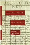 Poesía y edición en el Siglo de Oro (Biblioteca Litterae)